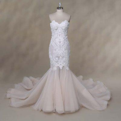 Hochzeitskleider Mermaid