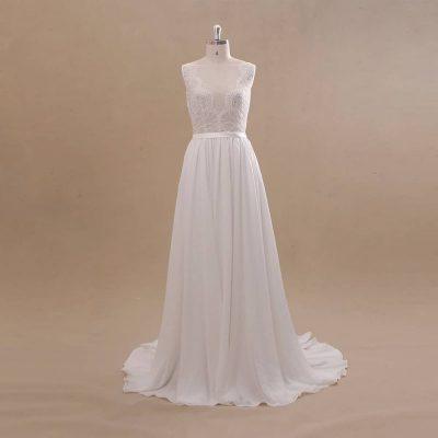 Hochzeitskleider Lace-chiffon-bohemian2